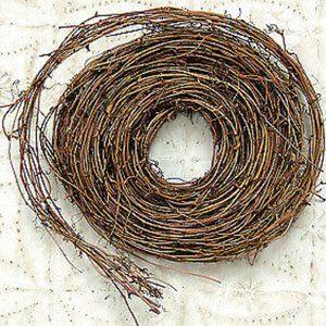Natural Twig Garland - 15 ft